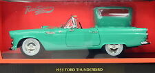 Ford Thunderbird 1955 gelb / Yellow 1 18 Lucky die Cast