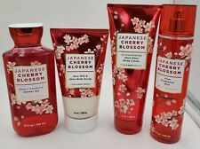 Bath & Body Works Japanese Cherry Blossom Collection
