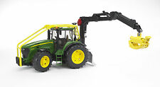 """BRUDER®  03053  """"  John Deere 7930 Forsttraktor  """",  NEU & OVP"""