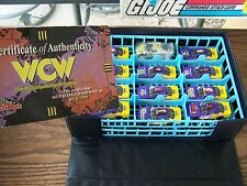 WCW Nascar Racing Champions 50th anniversary 12 diecast car set Hogan sting Case