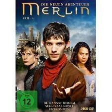 MERLIN-le nuove abenteur vol. 04 3 DVD NUOVO