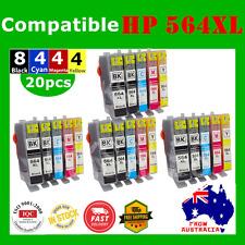 20 Ink Cartridges For HP 564 XL Photosmart 3520 4620 5520 7520 6520 7510 Printer