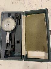 Vintage Fowler Indicator 0001 Made In Japan