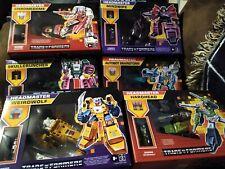 Headmaster Transformers Lot