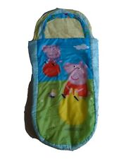 Pepper pig ready bed spare COVER unused