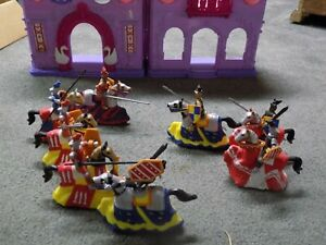 60mm Jousting Knights by new Ray from 2004 (8)