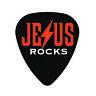 Religious FAITH Guitar Pick Jesus Saves Cross Christian Pray Strength Picks