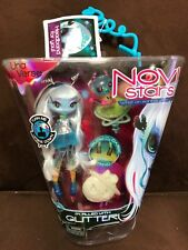 MGA ENTERTAINMENT NOVI STARS DOLL / UNA VERSE FILLED WITH GLITTER