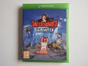 Worms: W.M.D for Xbox One in MINT Condition