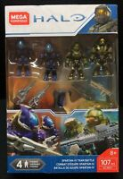 MEGA CONSTRUX Halo SPARTAN-IV Team Battle building block set toy