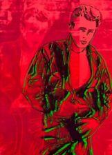 James Dean American Icon - HC w/DJ 1st PRINT 1984 - NEAR MINT