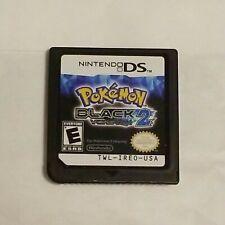 Pokemon: Black Version 2 - 100% Authentic Cart only - RARE