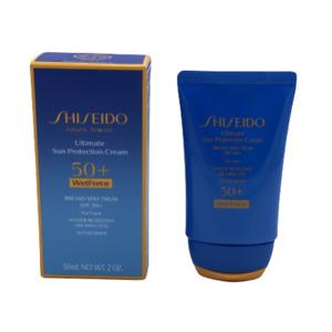 Shiseido Ultimate Sun Protection Cream SPF 50+ WetForce 2 oz