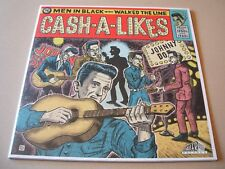 Various - Cash-A-Likes - 18 Men In Black Who Walked The Line  vinyl lp