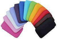 Schutz-tasche für Gigaset dünn Etui Handy-Hülle Band Case Sleeve herausziehbar
