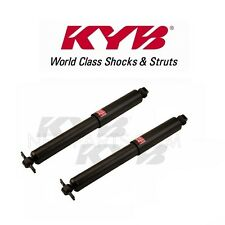 For Land Rover Discovery 1999-2004 Pair Set of 2 Front Shocks KYB Excel-G 345036