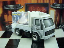 '00 MATCHBOX MISSION SCISSORS TRUCK LOOSE 1:64 SCALE