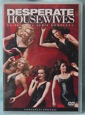 DESPERATE HOUSEWIVES - STAGIONE 2 - CONTENUTI SPECIALI - DVD N.01933 SLIMCASE