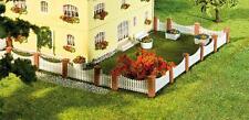 FALLER 180429 échelle H0 Clôture de jardin, longueur 385 mm ( 1M =