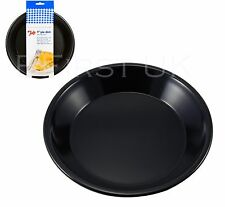 "9"" Non Stick Oven Baking Tray Round Plate Pie Dish Cooking Tin Pan Oven Proof"
