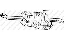 BOSAL Silencioso posterior OPEL ZAFIRA VAUXHALL 185-129