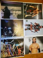 Pro Wrestling Crate Mystery Pack 3 Random Autographs WWE AEW TNA IMPACT WWF WCW