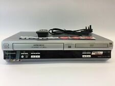 Genuine PANASONIC NV-VP33 DVD/CD PLAYER VHS CASETTE RECORDER COMBI SILVER