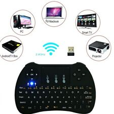 2.4GHz Wireless Mini Bluetooth Keyboard Touchpad for Android Smart TV BOX HTPC