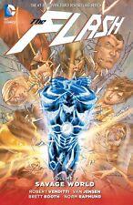 Flash TP Vol 7 Savage World, Venditti, Robert, Excellent