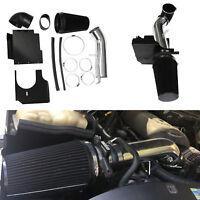 "4"" Cold Air Intake System +Heat Shield Fit 99-06 GMC/Chevy V8 4.8L/5.3L/6.0L"