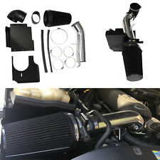 "4"" Cold Air Intake System +Heat Shield Fit 99-06 GMC/Chevy V8 4.8L/5.3L/6.0L"