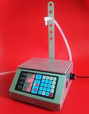 110-220V Automatic/Manual Control Quantitative Liquid Water Filling Machine