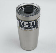 Brand New Yeti Stainless Steel Rambler 20oz Tumbler With Magslider Lid YRAM20-MS