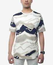 Sean John Men's Desert Dunes Camouflage T-Shirt