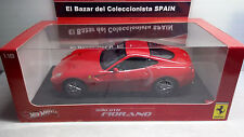 1:18 Ferrari 599 GTB Fiorano  -  Hot Wheels - 3L 050