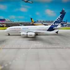 Phoenix Models 1:400 A380 Singapore Airlines (Airbus House Livery F-WWOW)