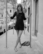 """Jane Birkin 10"""" x 8"""" Photograph no 4"""