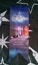 Harry Potter Exclusive Collectable Bookmark From The Warner Bros London Tour