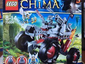 LEGO Legends of Chima 70004 Wakz' Pack Tracker