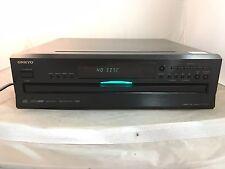 Onkyo DX-C390 6 Disc Karussell CD Wechsler