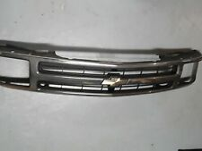 1995-1997 CHEVROLET S10 BLAZER Fits  Front Grille  GM1200225 OEM used