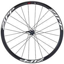 Zipp 202 Firecrest Carbon Clincher Disc Brake Road Bike/Cycle Front Wheel