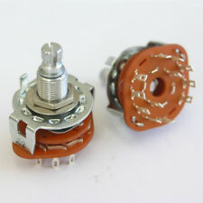 4 Position Rotary Switch For Varitone Style Circuits. Guitar or Bass E68