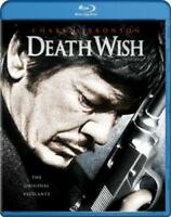 Death Wish (1974 Charles Bronson) BLU-RAY NEW