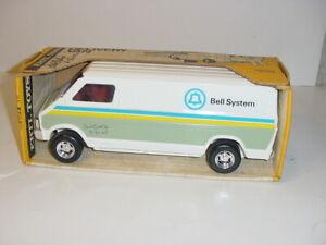 1/16 Vintage Pioneer Bell System Delivery Van by ERTL NIB! Fred Ertl Collection!