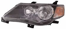 2009 Mitsubishi Outlander New Left/Driver Side Halogen Headlight Assembly