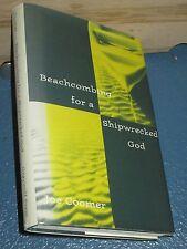 Beachcombing for a Shipwrecked God by Joe Coomer  HC/DJ *FREE SHIP* 1555972284