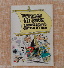 Mortadelo y Filemón, nº 309, Colección Olé, Editorial Bruguera, 1ª edición, 1985