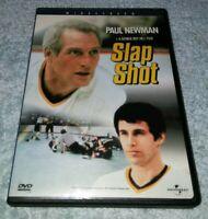 Slap Shot DVD Paul Newman