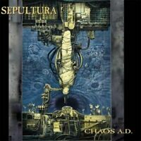 SEPULTURA Chaos A.D. (Expanded & Remastered) 2CD BRAND NEW Gatefold Sleeve